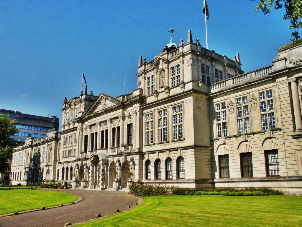 Master's Scholarships for Developing Country Students - Cardiff University, UK