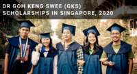 Dr Goh Keng Swee (GKS) Scholarships in Singapore, 2020