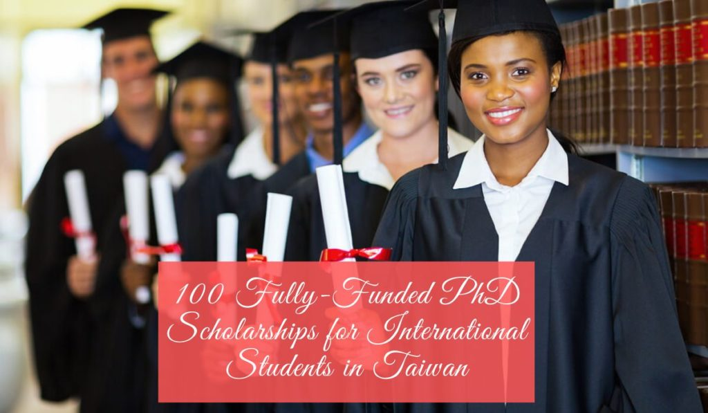 Usd Graduation 2020.100 Fully Funded Phd Positionsfor International Students In