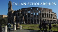 Italy Scholarships for International Students