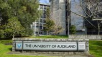 Murray Scholarship in Civil and Environmental Engineering at University of Auckland, New Zealand 2019