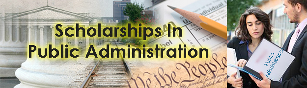 Scholarships in Public Administration