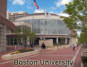 boston university essay 2013