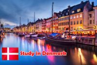 Danish Government Long-Term Scholarships for International Students in Denmark, 2020