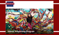 Benjamin A.Gilman international awards for U.S. Students to Study Abroad, 2020