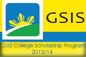 The GSIS College Scholarship Program