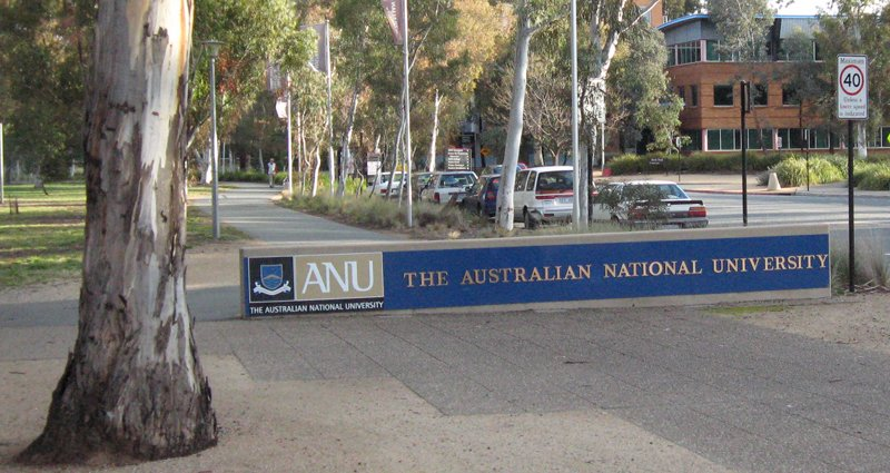 Neil Vousden Memorial Scholarship At Australian National