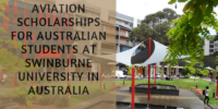 Aviation Scholarships for Australian Students at Swinburne University in Australia