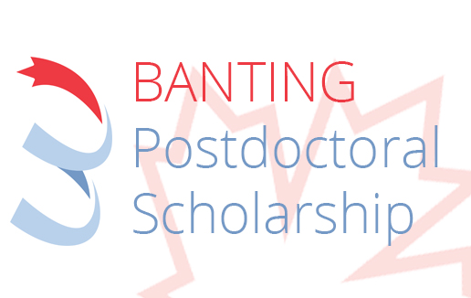Banting Postdoctoral Fellowships in Canada, 2019-2020