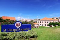 Caribbean Visionary Scholarship at St. George's University in West Indies, 2013