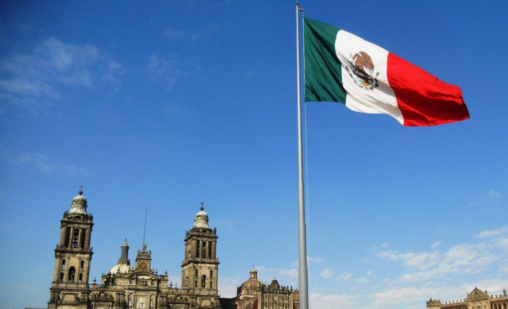 Mexican government awards for International Students, 2020