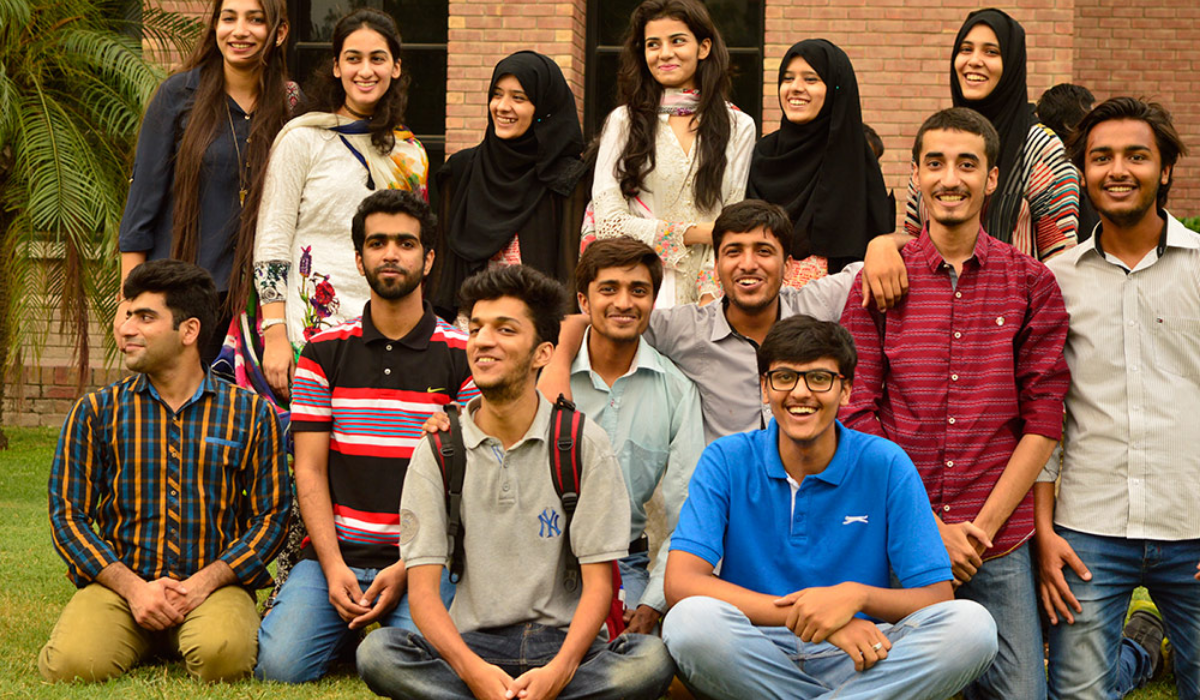 National Outreach Programme Scholarship at LUMS, 2017