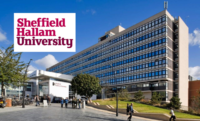 Sheffield Hallam University Transform Together Scholarships in UK, 2020