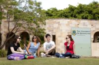 Miriam E. Wippell Undergraduate Scholarship at University of Queensland in Australia, 2019