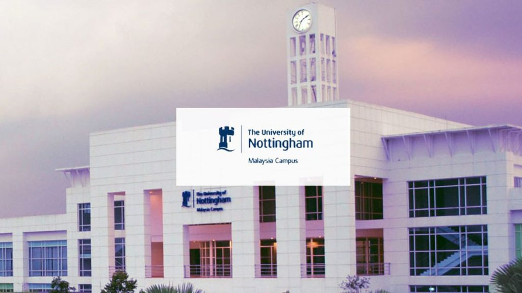 Developing Solutions masters programme at University of Nottingham Malaysia Campus, 2019/20