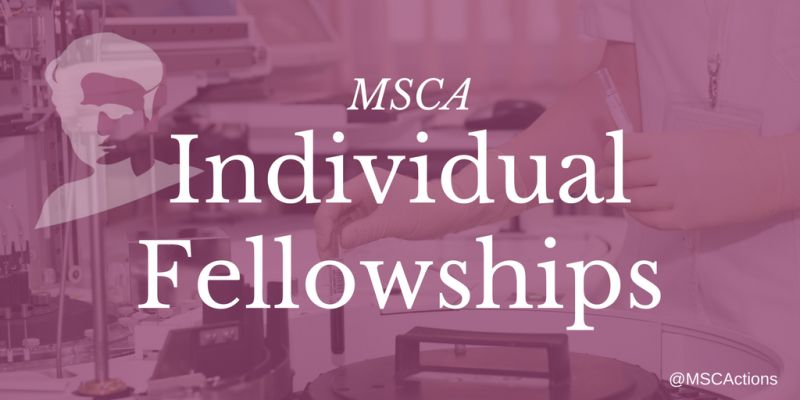 Marie Sklodowska-Curie Individual Fellowships for International Researchers