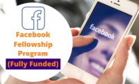 Facebook Fellowship Program for International Students in USA, 2020