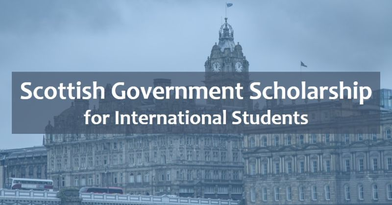Saltire Scholarships at Scottish Higher Education Institutions in UK, 2019