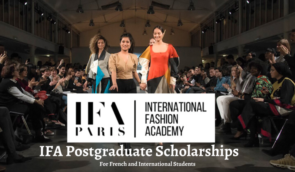 IFA postgraduate placements for French and International Students, 2020