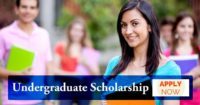 AUC Scholarships for IGCSE Students in Egypt, 2018