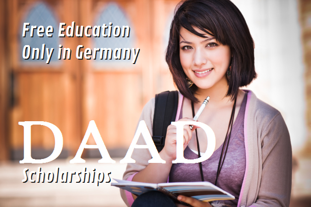 DAAD Scholarships 2015
