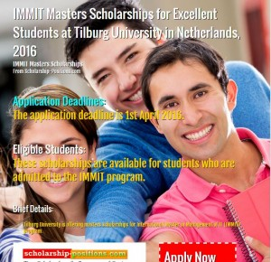 IMMIT masters programme