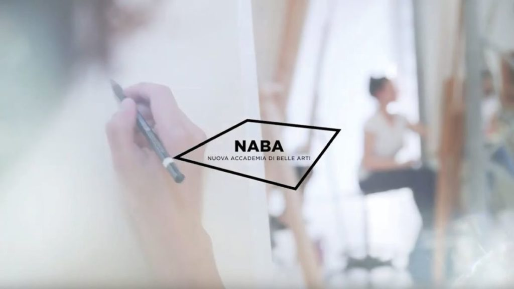 NABA International Scholarship Competition for Master of Arts Program in Italy, 2019