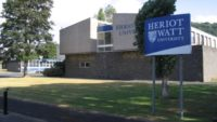 SML International Merit Scholarship at Heriot-Watt University in UK, 2016