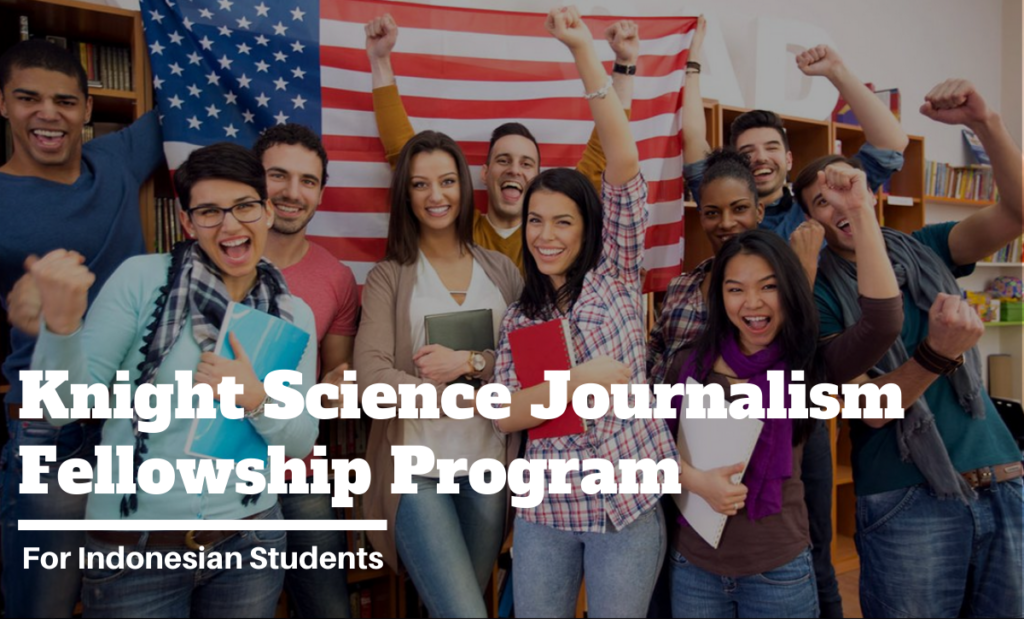 Knight Science Journalism Fellowship Program for International Applicants in USA, 2020-2021