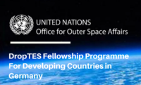 DropTES Fellowship Programme for Developing Countries in Germany, 2020