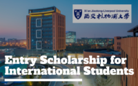 Entry Scholarship at Xi'an Jiaotong-Liverpool University in China, 2020