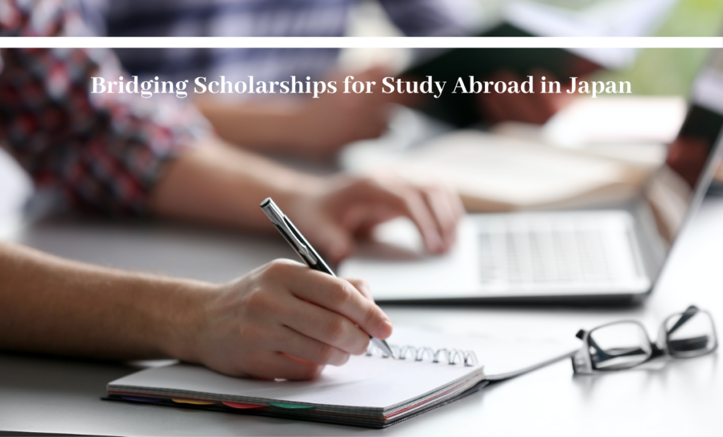 2020 Bridging Scholarships for Study Abroad in Japan