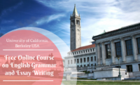 UC Berkeley Free Online Course on English Grammar and Essay Writing