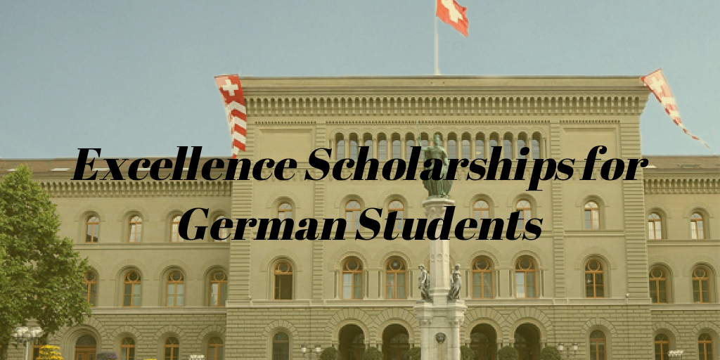 Excellence Scholarships for German Students, 2019-2020