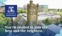 Human Rights Scholarship at University of Melbourne in Australia, 2020