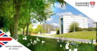 Lancaster University Faculty postgraduate placements in UK, 2019