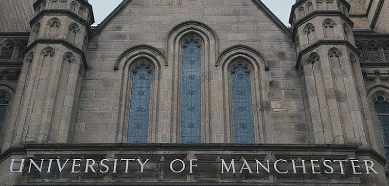 University of Manchester PhD Positionsfor International Students in UK, 2018-2019