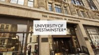 University of Westminster Research Studentships for International Students in UK, 2017