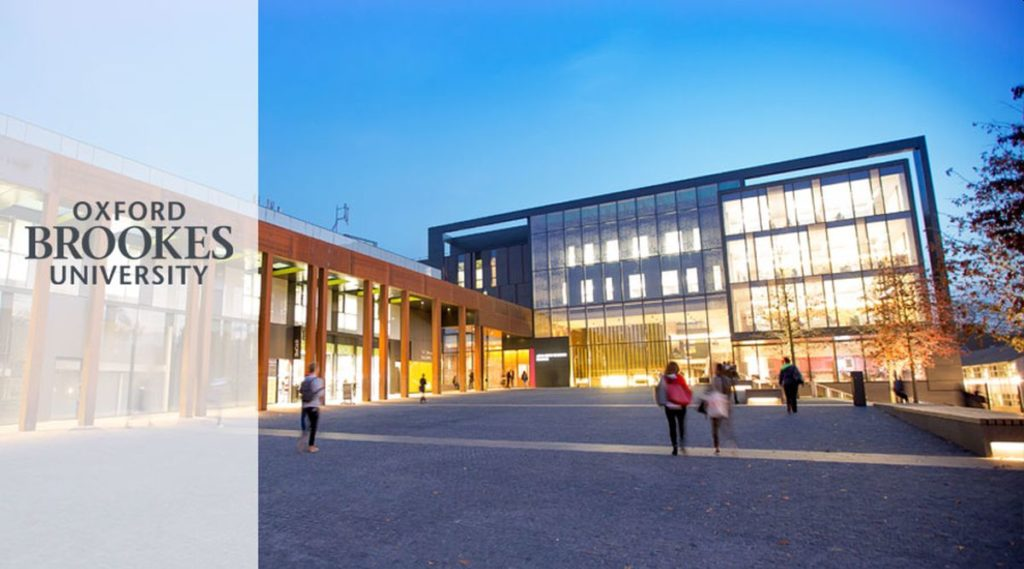international awards for Foundation Students at Oxford Brookes University in UK, 2017
