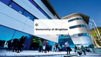 University of Brighton Huxley Scholarships for International Students in UK, 2019