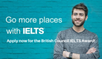 British Council IELTS Award 2020