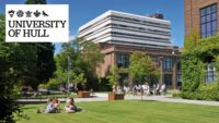 China Scholarship Council (CSC) PhD Scholarship Scheme at University of Hull in UK, 2020