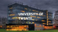 PhD Position at University of Twente in Netherlands, 2017