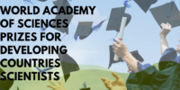 World Academy of Sciences Prizes for Developing Countries Scientists