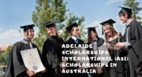 Adelaide Scholarships International (ASI) Scholarships in Australia