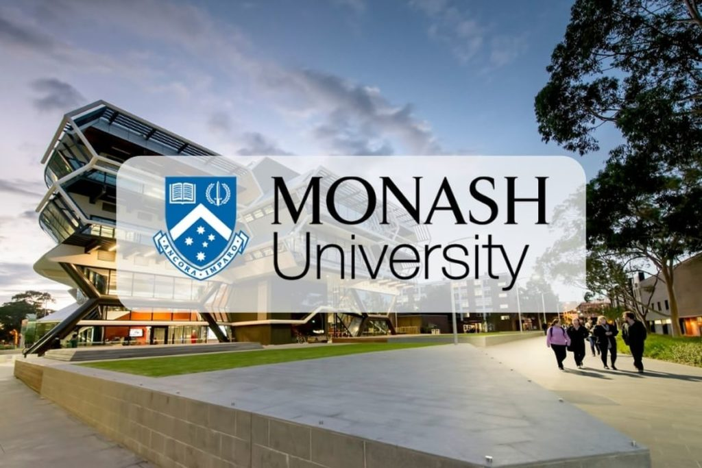 Monash International merit awards in Australia, 2019-2020