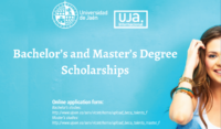 75 Bachelor's and Master's Degree Scholarships at University of Jaen in Spain