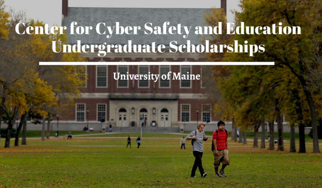 Center for Cyber Safety and Education undergraduate ...