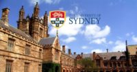 University of Sydney MBA Scholarships for International Students in Australia, 2017