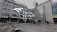 Women in Tech program at National College of Ireland, 2017